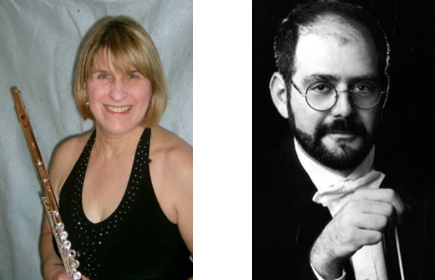 Judy Braude and Jeffrey Brody