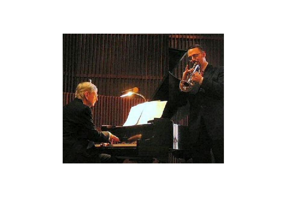 Chris O'Hara and Mark Engelhardt