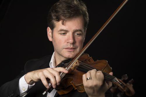 Robert Simonds, Violinist