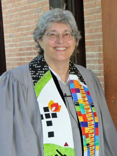 The Reverend Jill H Small