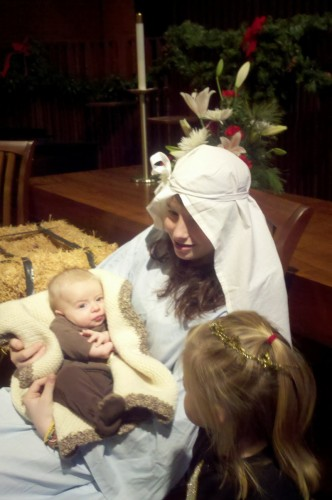 Christmas Pageant, 2010