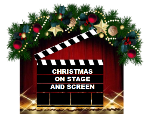 Christmas on Stage and Screen Logo