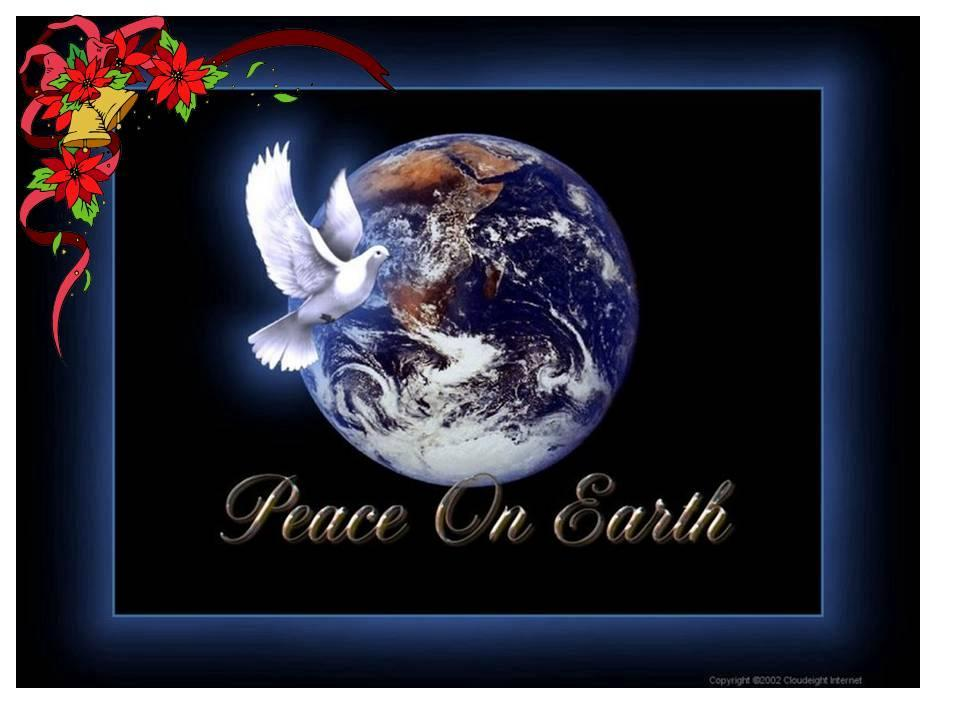Peace On Earth Concert Logo