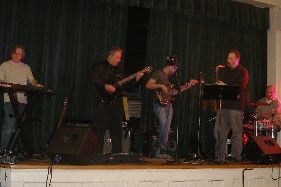 Persian Blue Concert, PACC Concert Series, October 2010